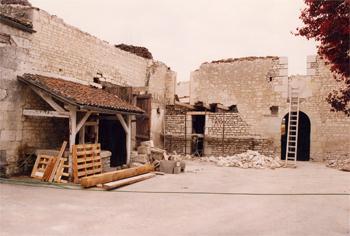 Travaux en 1990